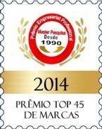 premio top 45 marcas dentista