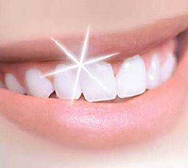 clareamento dental caseiro brilho