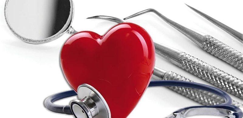infecções dentária e infarto