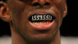 protetor de boca assassin