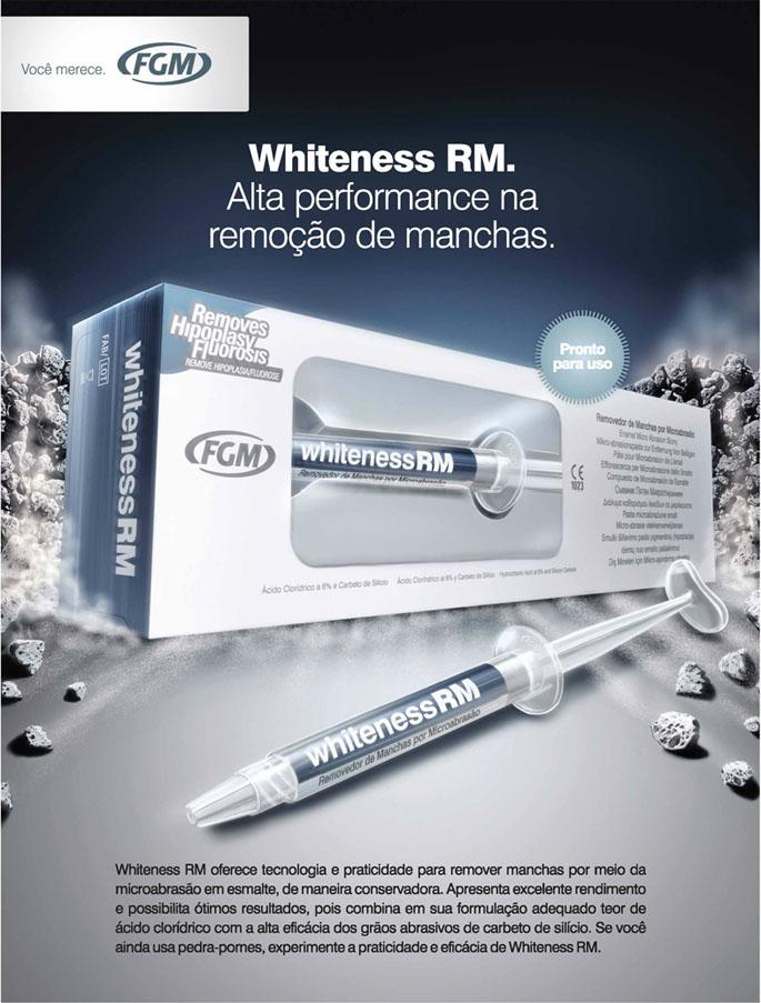 banner microabrasão whitness RM
