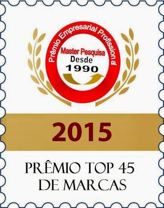 top 45 marcas 2015