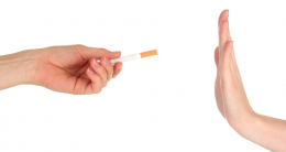 Implantes dentários e o cigarro